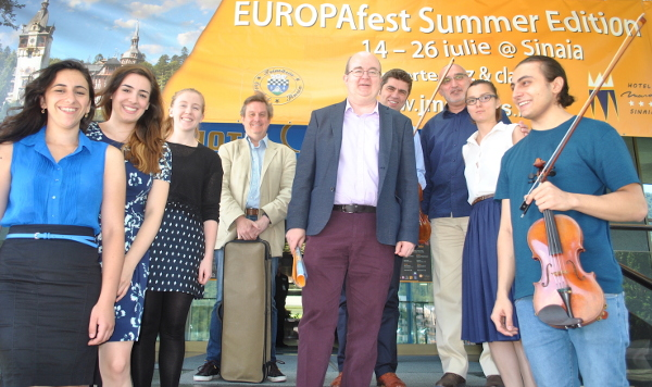 EUROPAfest Summer Edition - jurnal de bord