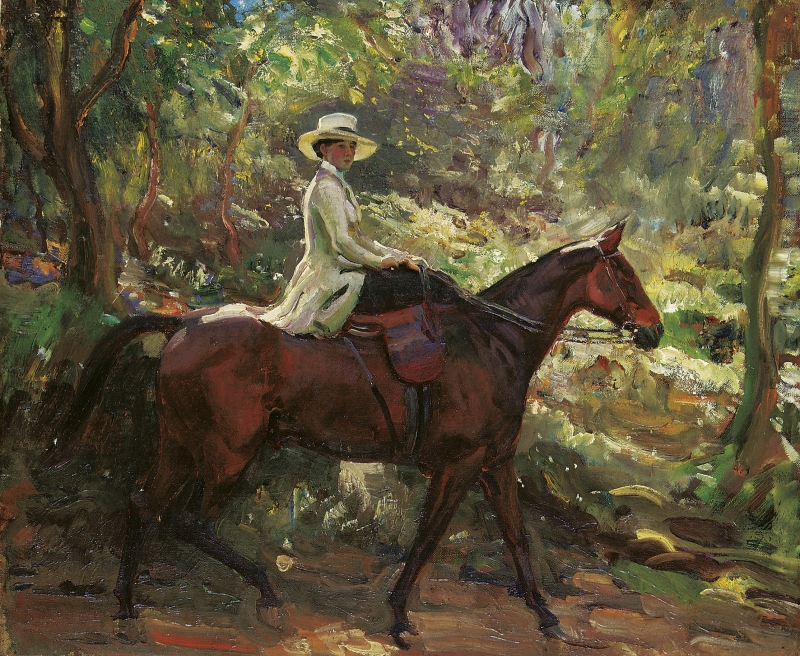 Alfred Munnings 2
