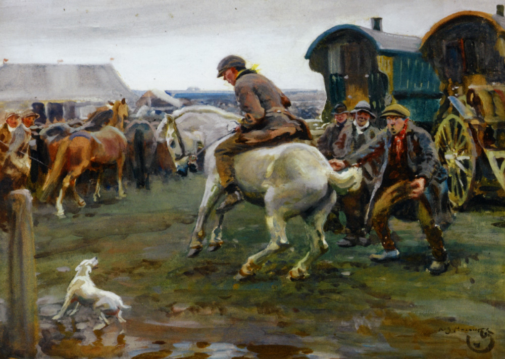 Alfred Munnings 3