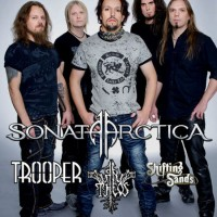 Sonata Arctica la Bucuresti: TROOPER, An Theos si Shifting Sands deschid showul finlandezilor