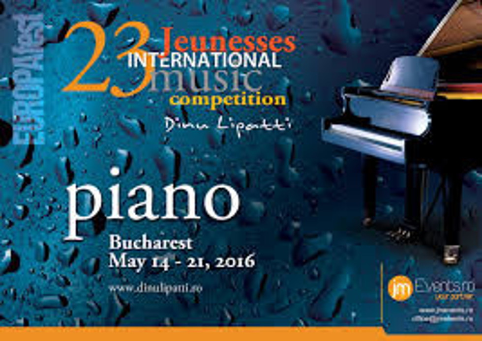 Jeunesses International Music Competition Dinu Lipatti