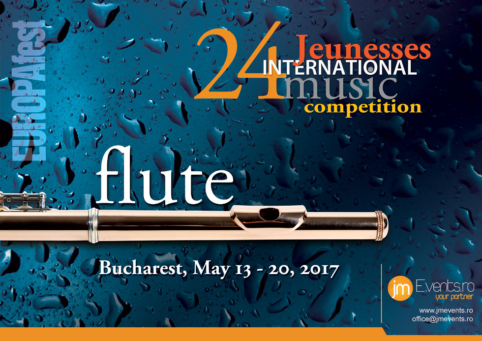"EUROPAFEST 2017: ""Jeunesses International Music Competition Dinu Lipatti"""