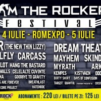 Jordan Rudess (Dream Theater) vă invită la I AM THE ROCKER