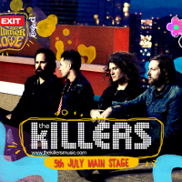 The Killers, headlineri in Ziua Zero la EXIT Festival!
