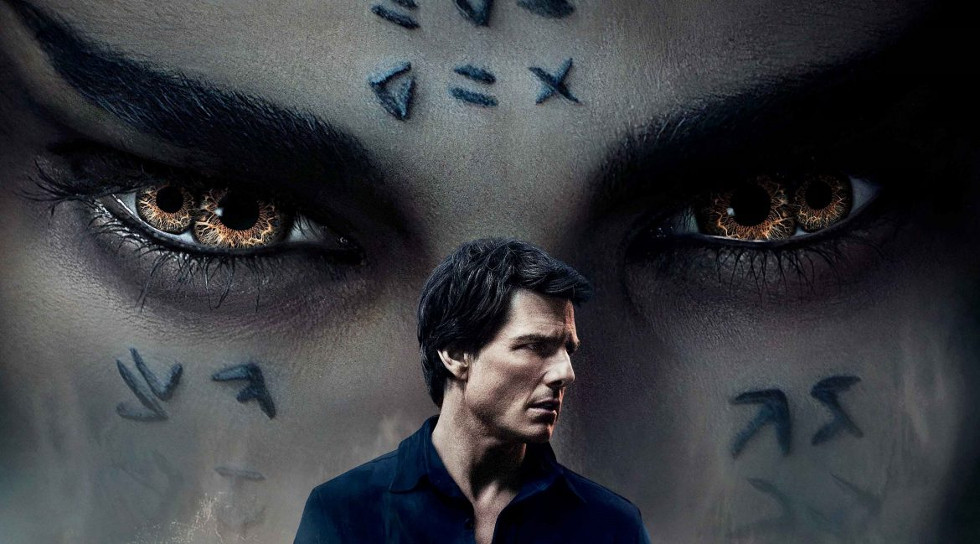 """The Mummy/Mumia"", cu Tom Cruise"