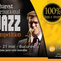 Bucharest International JAZZ Competition 2016 (19 mai)