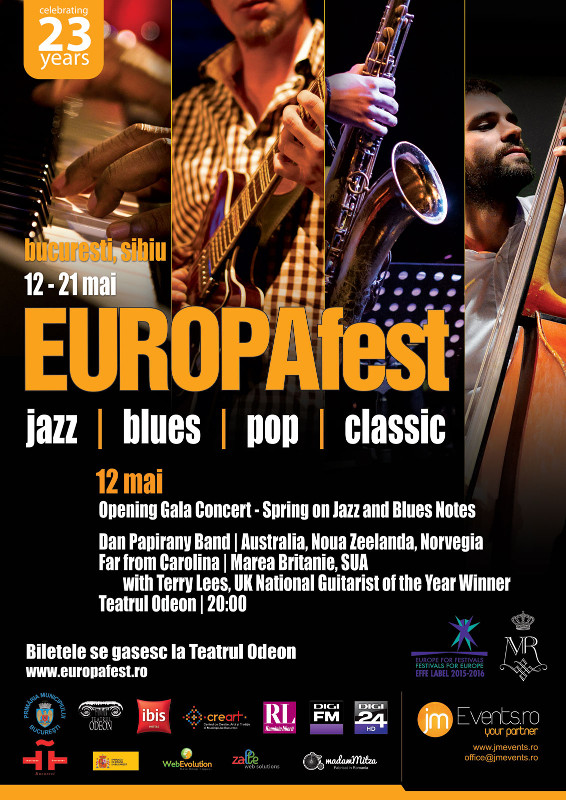 EUROPAfest - Opening Gala Concert