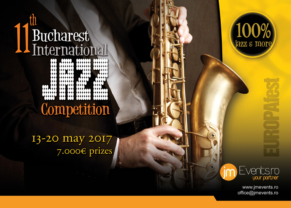 Bucharest International Jazz Competition  EUROPAfest 2017