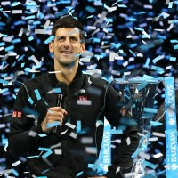 Djokovic, magistral la Turneul Campionilor