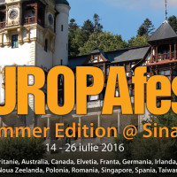 EUROPAfest Summer Edition – jurnal de bord