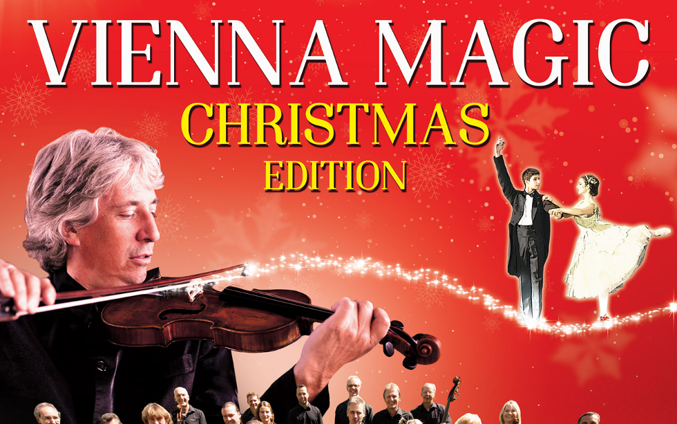 VIENNA MAGIC - CHRISTMAS EDITION